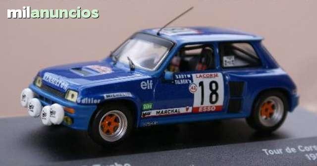 Renault 5 Turbo Rallye Tour De Corse 198