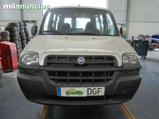 FIAT DOBLO CARGO (223) 1. 2 CAT 0. 01-. . .