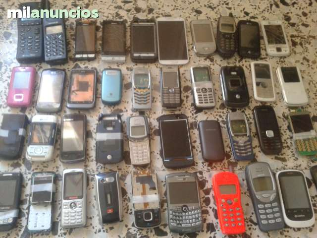 COMPRO MOVILES-VIEJOS O MOVILES ROTOS