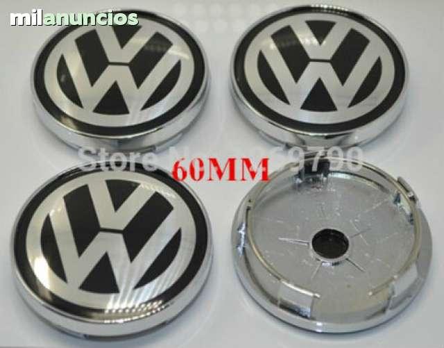 TAPA LLANTA VW 55, 60, 63, 65, 70 Y 76MM