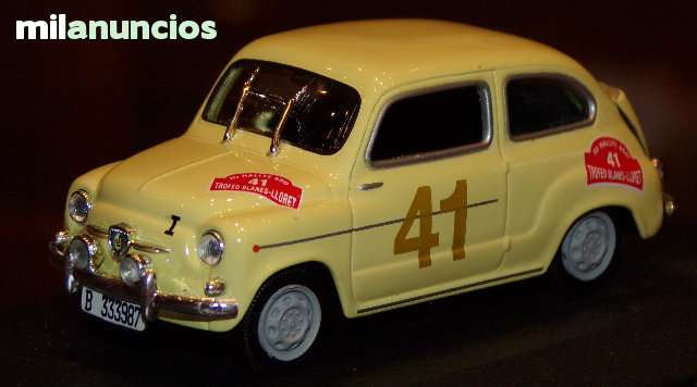 Seat 600 Rallye 600 Trofeo Blanes- Llore