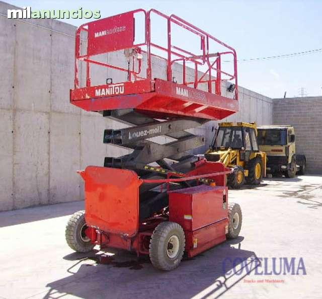 PLATAFORMA DE TIJERA MANITOU - foto 3