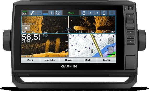 GPS PLOTTER SONDA GARMIN ECHOMAP 92SV