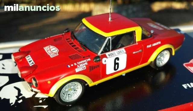Fiat 124 Abarth Rallye De Montecarlo 197