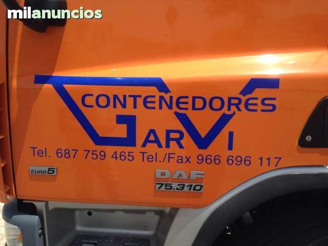 CONTENEDORES ECONÓMICOS - foto 3