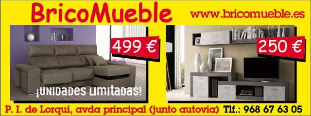 OFERTA MUEBLE DE COMEDOR + CHEISLONGUE