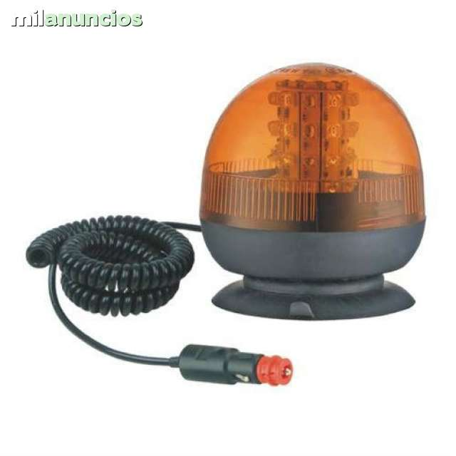 ROTATIVOS LED 12V Y 24V MAGNETICOS - foto 1