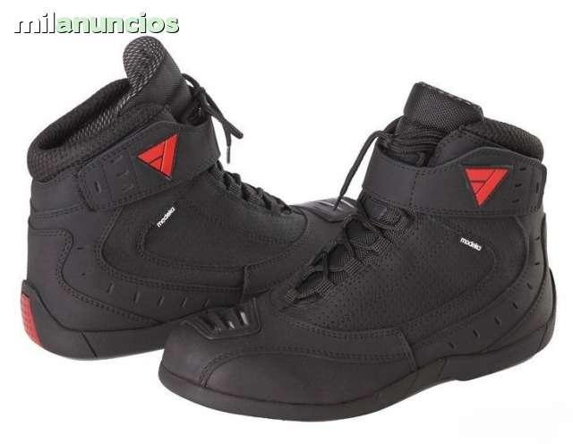 zapatos para baratas artesanía exquisita disfruta de precio barato BOTA CORTA BOTIN MOTO VERANO MODEKA