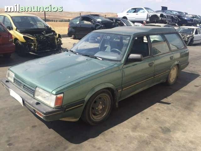 DESPIECE SUBARU 4WD 1. 8TURBO DEL 1989