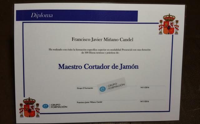 CORTADOR DE JAMON PROFESIONAL - foto 6