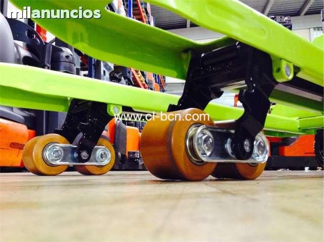 TRANSPALETAS MANUALES NUEVAS - foto 8