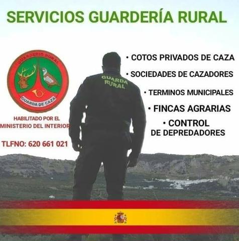 SERVICIOS DE GUARDERIA RURAL