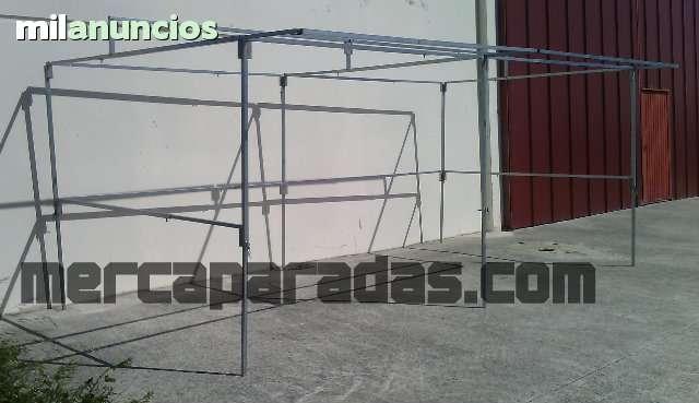 PARADA DE MERCADO EXTENSIBLE A 8 METROS - foto 1
