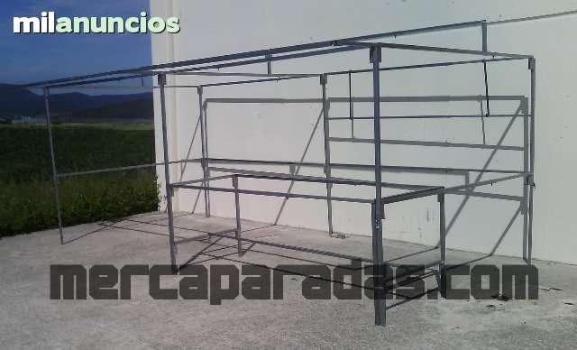 PARADA DE MERCADO EXTENSIBLE A 8 METROS - foto 2