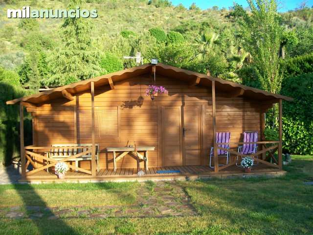 Mil anuncios com casa rural de madera en el rio genil - Casa rural de madera ...