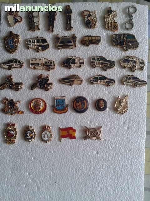 Pins De Policia Nacional