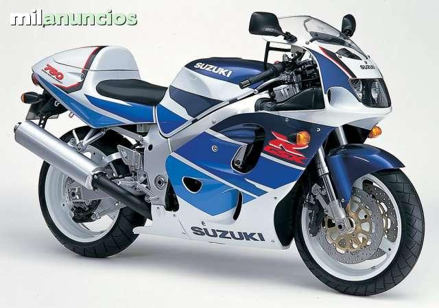 (29)DESPIECE SUZUKI GSXR 600 750 SRAD