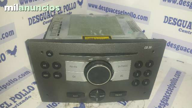 RADIO CD PARA OPEL CD30