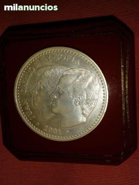 Moneda De Plata 2000 Pesetas