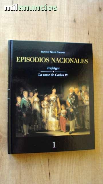 EPISODIOS NACIONALES BENITO PEREZ GALDOS - foto 1