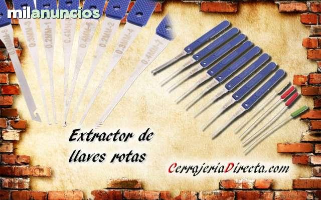 Extractores De Llaves Rotas