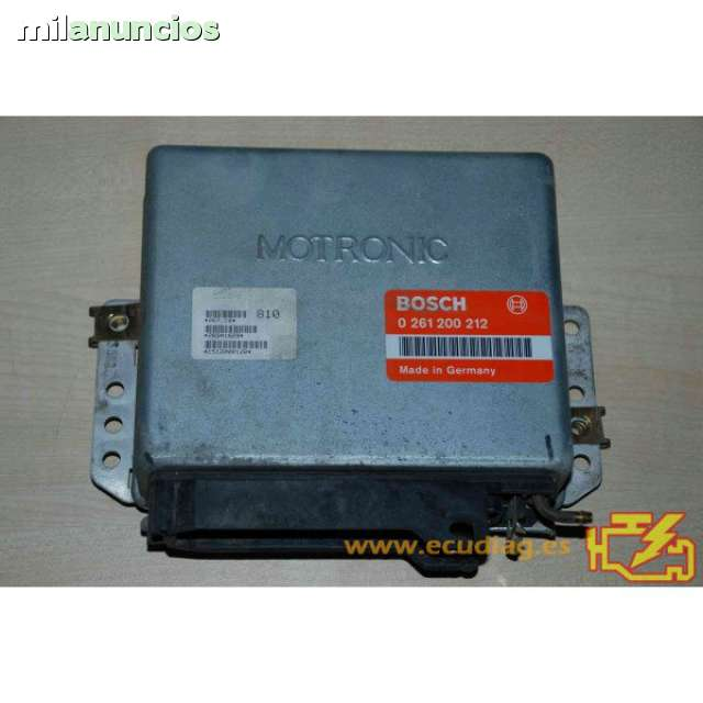 ECU MOTOR BOSCH MP3. 1 0261200212 CITROEN