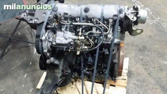 MOTOR RENAULT F9Q744