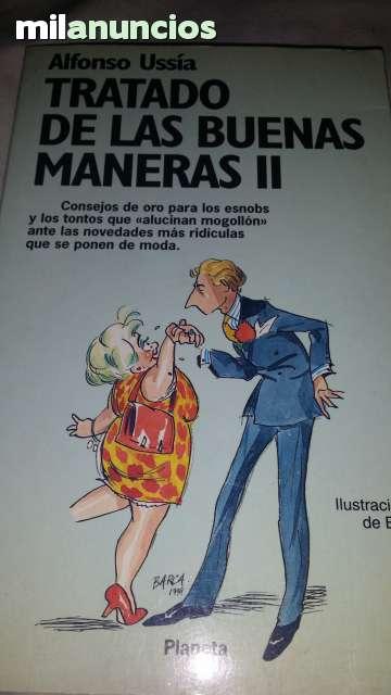 TRATADO DE LAS BUENAS MANERAS I I - foto 1