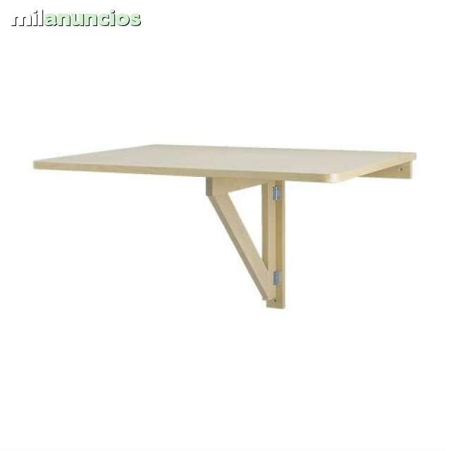 Segunda Y Anuncios Ikea Mesa Abatible com Mano Mil Anuncios cTJ3lFK1