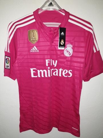 Camiseta Anuncios com Mano Madrid Segunda Rosa Mil Anuncios Real Y ZuiOPkXT