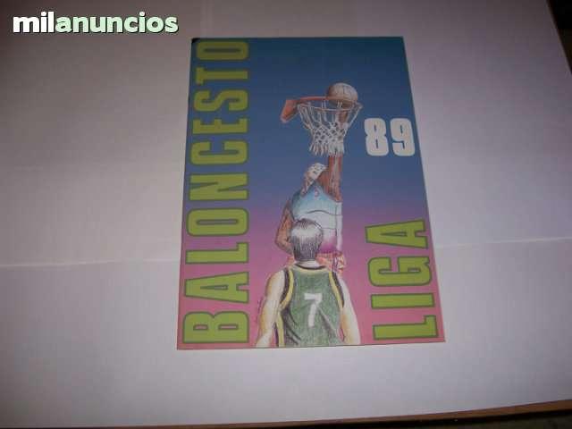 Album De Cromos De Baloncesto