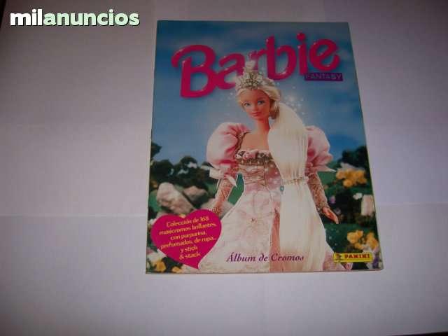 Album De Cromos Barbie Fantasy