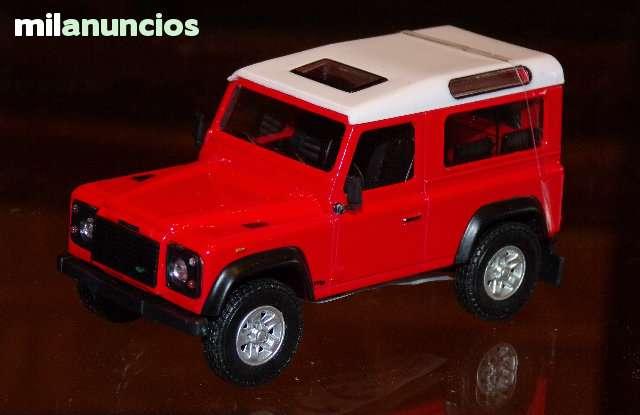 Land Rover Defender Corto Escala 1:43 De
