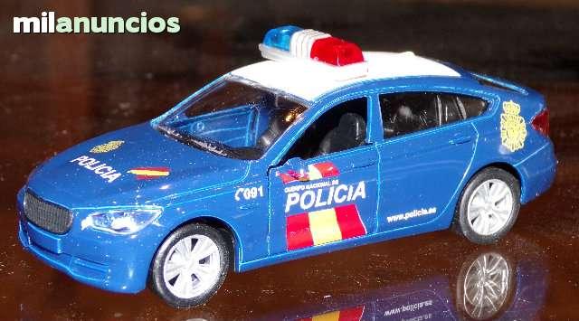 Unidad Movil La Policia Nacional Escala