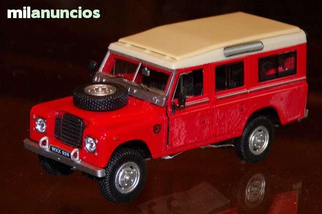 Land Rover 109 Escala 1:43 De Hongwell E