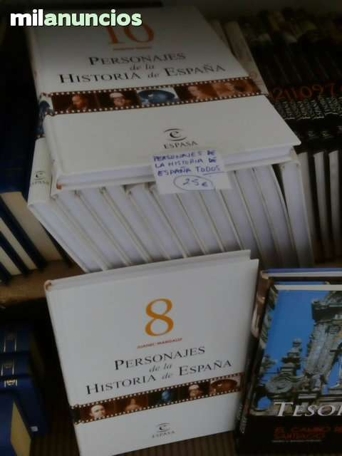 PERSONAJES DE LA HISTORIA DE ESPAÑA - foto 1