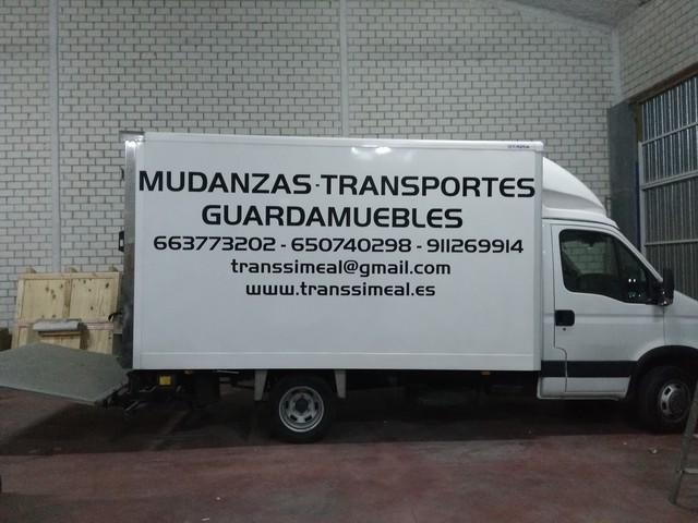 ESCALERA O PLATAFORMA ELEVADORA  MUEBLES - foto 1