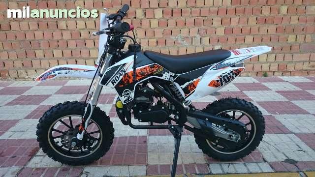MINICROSS 49CC 2T ROAN REPLICA KTM - foto 1