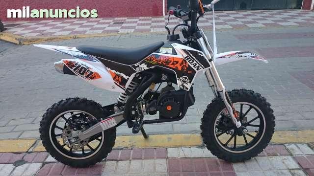 MINICROSS 49CC 2T ROAN REPLICA KTM - foto 2