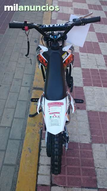 MINICROSS 49CC 2T ROAN REPLICA KTM - foto 3
