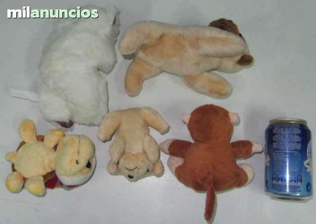 MINI PELUCHES SURTIDOS - foto 2