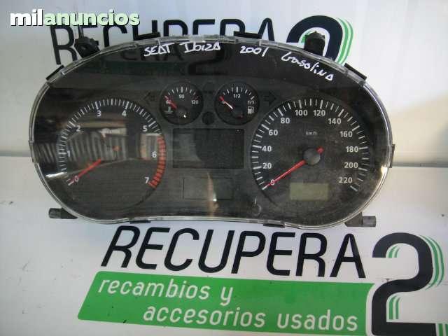 VENDO MARCADOR SEAT IBIZA GASOLINA 2001