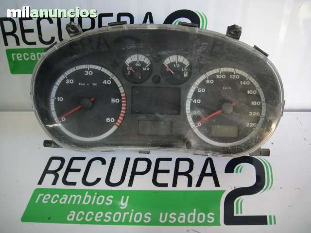 VENDO MARCADOR SEAT IBIZA 1. 9TDI 6K