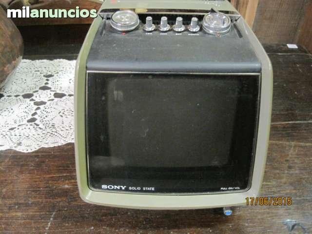 TV  SONY - AÑOS 70 - VINTAGE - foto 1