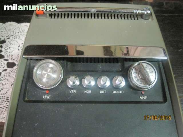 TV  SONY - AÑOS 70 - VINTAGE - foto 2