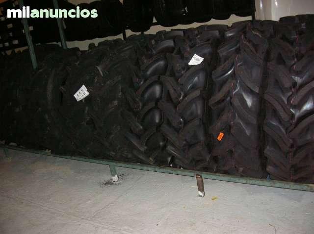 RUEDAS ESTRECHAS 230/95R48 - foto 1