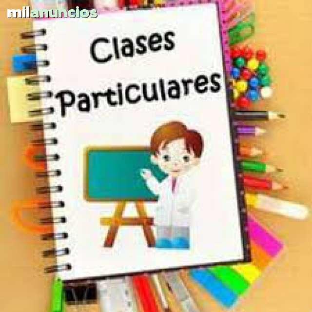 CLASES PARTICULARES OCAÑA Y ARANJUEZ