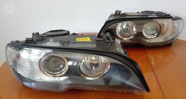 Faros Delanteros Bmw E46 Coupe Xenon
