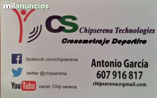 SERVICIO DE CRONOMETRAJE DEPORTIVO - foto 7