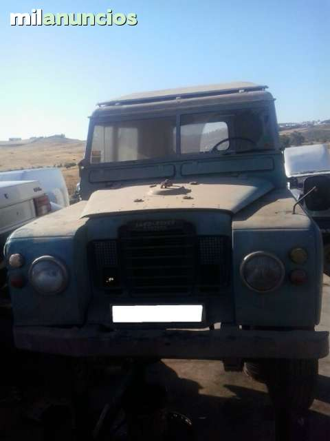 DESPIECE LAND ROVER SANTANA 88